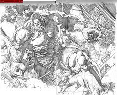 Leinil Yu Indestructible Hulk # 1