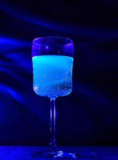 Blue glass.  For similar pins please follow me at - https://www.pinterest.com/annelouise1959/colour-me-blue/