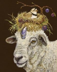 plum island sheep, vicki sawyer