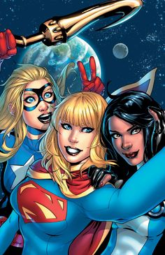 DC Comics Selfie variants