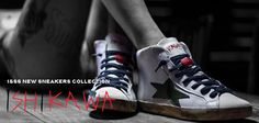 [DODOLUX]  ISHIKAWA SNEAKERS 15SS COLLECTION