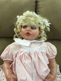 Precious Heirloom Fayzah Spanos Doll