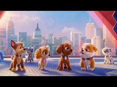 Paw Patrol Movie, Paw Patrol Pups, Cloverfield 2, Pow, Movie Teaser, Nick Jr, Team Leader, Paramount Pictures, Official Trailer