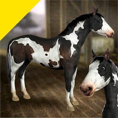 HD Horse Coats - Frame Overo by LittleV - The Exchange - Community - The Sims 3 The Sims 3 Pets, Sims Pets, Spirit The Horse, Horse Coat Colors, Sims Cc, Video Games, Geek Stuff, Horses, Cats