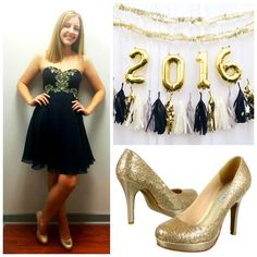 Perfect Homecoming Look! #laurastoo #top10prom