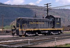 RailPictures.Net Photo: CRR 359 Clinchfield Railroad EMD NW2 at Erwin, Tennessee by TC Caughman