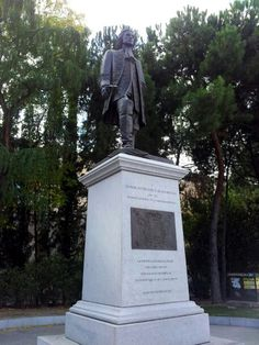 Blas de Lezo. Plaza de Colón