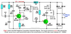 the same time, some of the energy is passed to the inductor so that the LEDs are not damaged. When the transistor is turned off, the energy from the inductor also gives a pulse of energy to Basic Electronic Circuits, Electronic Schematics, Electronic Engineering, Electrical Engineering, Simple Electronics, Electronics Basics, Electronics Components, Electronics Projects, Electrical Circuit Diagram