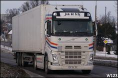 Jan de Lely New Shape, Jaba, Good News, Volvo, Truck, Europe, Earn Money, Trucks