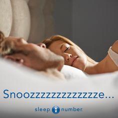 #Sleep. Exactly the way you like it! #SleepNumber #Bed