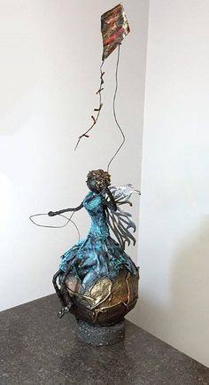 carol's sculpture