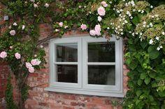 Agate Grey Storm 2 Upvc Window with 36mm bar