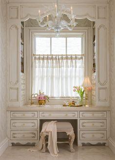 Traditional bathroom - Design In Wonderland Closet Bedroom, Bedroom Decor, Closet Space, Dressing Room Design, Dressing Rooms, Dream Rooms, Luxurious Bedrooms, My New Room, House Rooms