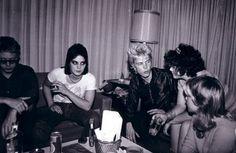 """punkpistol-seditionaries:  . JOAN JETT wearing a SEDITIONARIES Cowboys t-shirt designed by Vivienne Westwood  Malcolm McLaren, circa 1977 .  """