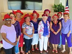 Red Hat Ladies, Red Hat Society, Ladies Luncheon, Red Hats, Lady, Google, Image, Fashion, Moda