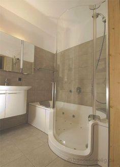 Badezimmersanierung mit Artweger Twinline Badewanne in oststeinbek bei Hamburg