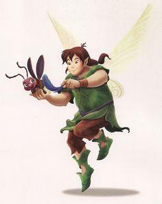 Pixie Hollow Create a Fairy | APPEARANCES: