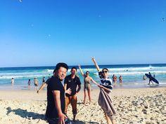 Everyone!!!!!!! You want BBQ party?!?!?! #trivetcamp #bbq #outdoor #camping #hokkaido #japan #sydney #australia #japaneseculture #bondibeach #