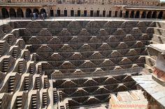 Abhaneri - Opposite palace