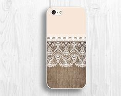 IPhone 5 caseswooden lace  IPhone 5s case IPhone 5c by LiveCase, $9.99