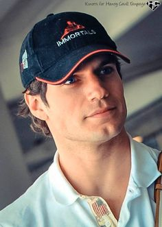Adorable - 1. inspiring great affection 2. delightful, charming. 3. Henry Cavill! Happy Monday!