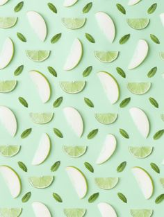 art direction | mint / lime food styling still life photography - Concours Le Meilleur Pâtissier Abdelkarim | My Little Fabric