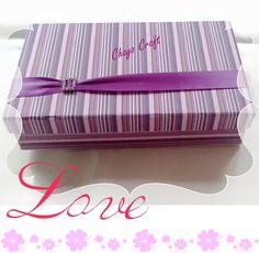 thick purple box