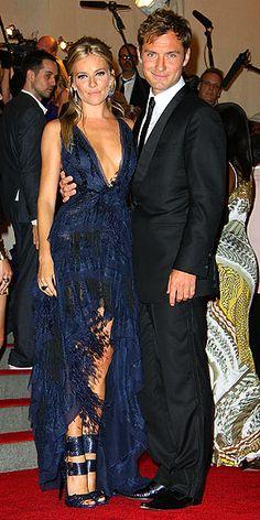 Sienna Miller #dress