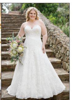 2ad9d54b42d 25 Gorgeous Elopement Dress Plus Size Design Ideas For Beautiful Bride