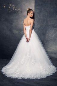 wedding dress Plumas Каталог, страница товара — Tina Valerdi
