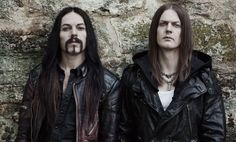 SATYRICON's New Album Tops Norwegian Chart ~ Satyricon MERCH: http://www.jsrdirect.com/merch/satyricon