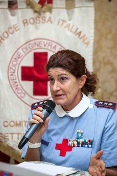 Tavola rotonda sul volontariato. Mariangela Rapetti, delegato provinciale per la cooperazione internazionale, racconta alcuni casi concreti, tra cui gli interventi ad Haiti e l'operazione Mare Nostrum.
