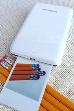 School time essentials » Polaroid Zip mobile photoprinter