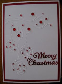 christmas ornament  copied from pin