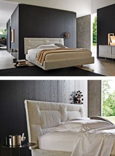 Molteni&C presents the Nature #bed in the Flagship Store in Paris @Molteni&C Dada