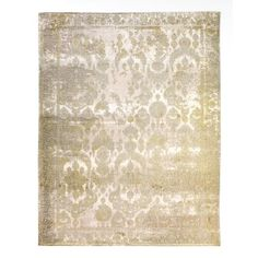 Septimus Flatweave Beige/Gold Rug World Menagerie Rug size: Rectangular 65 x Duck Egg Blue Rugs, High Pile Rug, Rug World, Machine Made Rugs, White Rug, Red Rugs, Pink Rug, Woven Rug, Traditional Design