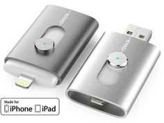 iStick USB Flash Drive with Lightning Connector for iPhone and iPad