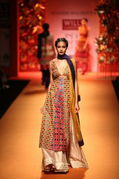 Manish Malhotra. WLFW A/W 13'. Indian Couture.