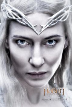 The Hobbit: The Battle of The Five Armies, Galadriel Poster