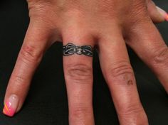 12 Best Tattoo Images Delicate Tattoo Tattoo Wedding Bands