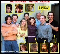 Los Goonies 20 años después