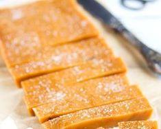 Caramels mous maison au beurre salé