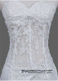 Step 5 choose a midriff - design your own wedding dress - http://casualweddingdresses.net/why-not-design-your-own-wedding-dress-for-some-personal-touch/