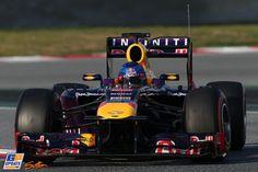 Last day of winter testing is done - Sebastian Vettel - 2013 - Circuit de Catalunya