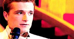 Photo of Peeta Mellark ☆ for fans of Peeta Mellark.
