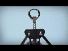 Animation created using house hold random objects