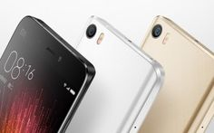 Xiaomi Mi 5 prices start at $300, will be available on March 1 - GSMArena.com news