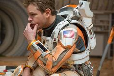 Matt Damon: The Martian Is Totally Different To Interstellar (Exclusive)