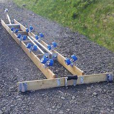Multinautic Ramp for PWC and Small Craft, kg lb) Capacity Jet Ski Dock, Jet Ski Lift, Catamaran, Floating Boat Docks, Canoe Storage, Kayak Rack, Boat Lift, Boat Trailer, Boat Stuff