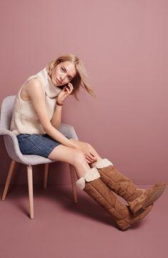 UGG® Australia 'Samantha' Over the Knee Boot (Women) | Nordstrom